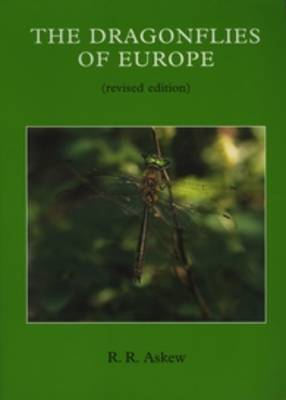 The Dragonflies of Europe (Paperback)