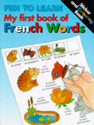 First French Words - Fun to Learn S.