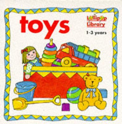 Toys - Cube Board Books S. (Board book)