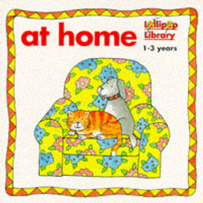 At Home - Lollipop library (Board book)