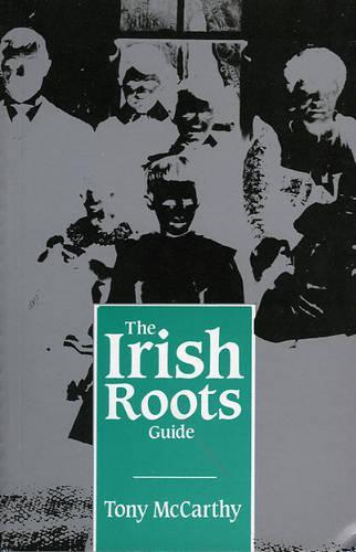 Irish Roots Guide (Paperback)