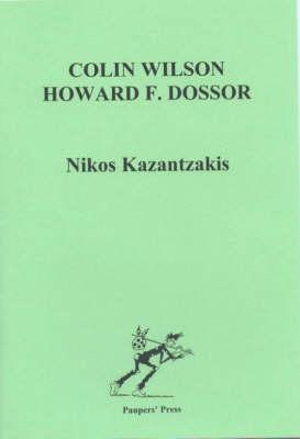 Nikos Kazantzakis (Paperback)