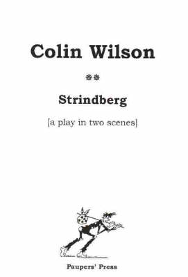 Strindberg: A Play in Two Scenes (Paperback)