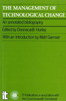 Management of Technological Change (Paperback)