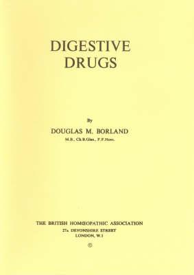 Digestive Drugs (Paperback)