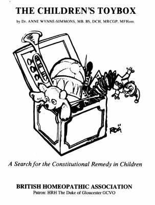 Children's Toybox: Search for the Constitutional Remedy in Children (Paperback)
