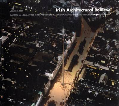 Irish Architectural Review: v. 1 (Paperback)