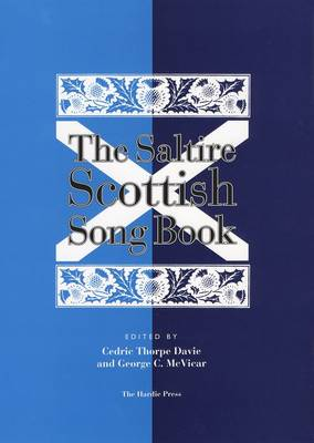 Saltire Scottish Song Book: Sixty Songs for Unison or Solo Singing with Piano (Paperback)