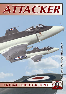 Attacker: No. 9 - From the Cockpit No. 9 (Paperback)