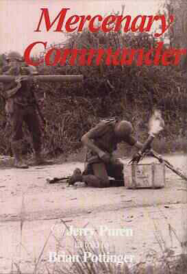 Mercenary Commander (Book)