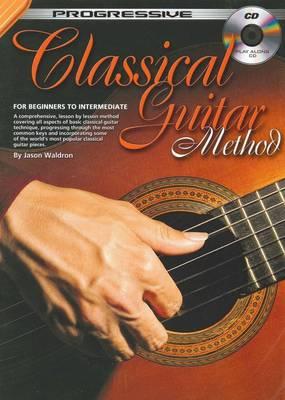 Progressive Classical Guitar: CD Pack