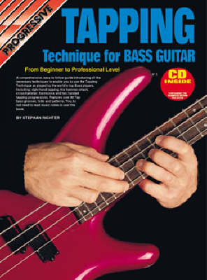 Progressive Tapping Bass: CD Pack