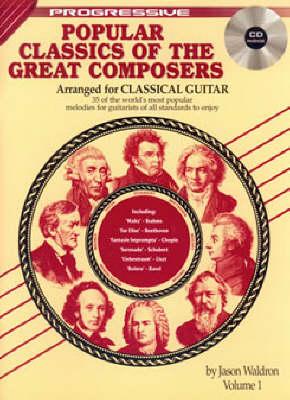 Progressive Popular Classics: Book 1 / CD Pack