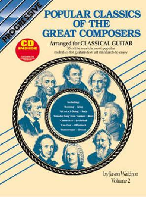 Progressive Popular Classics: Book 2 / CD Pack
