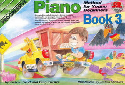 Progressive Piano for Young Beginners (Paperback)