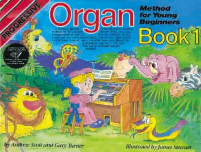 Progressive Organ Method for Young Beginners: CD Pack