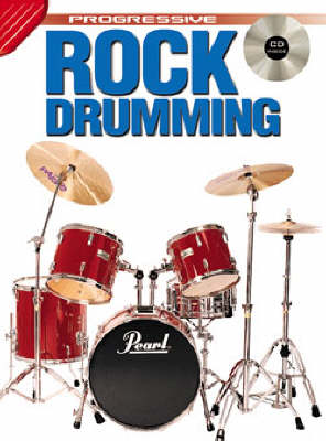 Progressive Rock Drumming (Paperback)