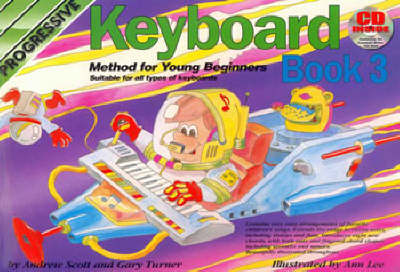 Progressive Electronic Keyboard for Young Beginners (Paperback)