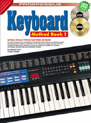 Progressive Electronic Keyboard (Paperback)