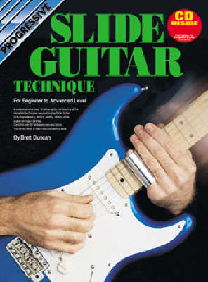 Progressive Slide Guitar Technique: CD Pack