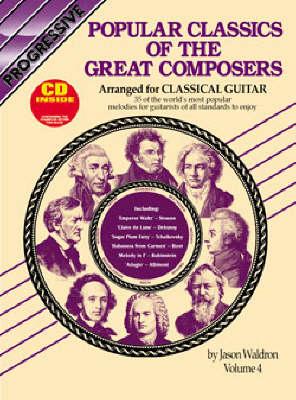 Progressive Popular Classics of the Great Composers: Bk. 4