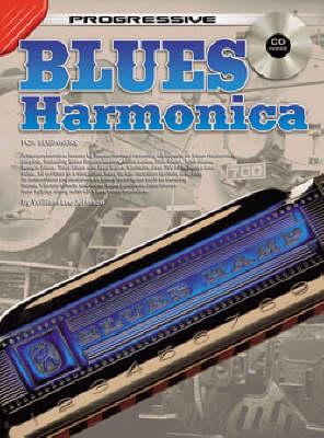 Progressive Blues Harmonica: CD Pack