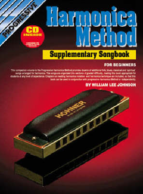 Progressive Harmonica Method: Songbook / CD Pack