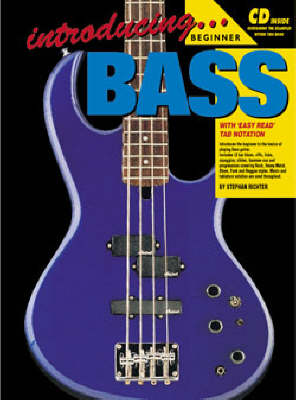 Introducing Bass: CD Pack - Learn to Play the Guitar S.