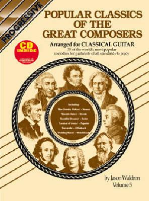 Progressive Popular Classics: Book 5 / CD Pack