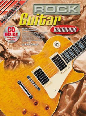Progressive Rock Guitar Technique: CD Pack