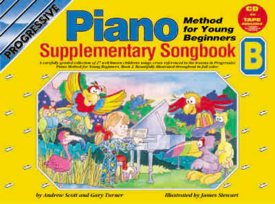 Progressive Piano for Young Beginners: Supplementary Songbook B / CD Pack