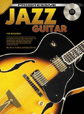 Progressive Jazz Guitar: CD Pack