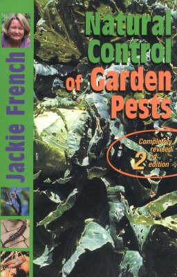 Natural Control of Garden Pests (Paperback)