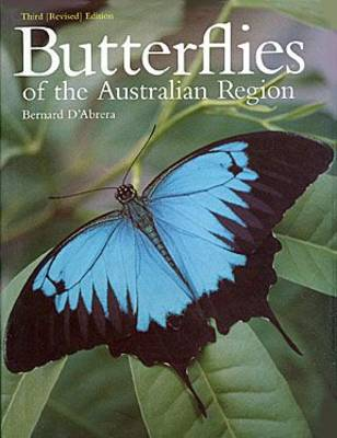 Butterflies of the Australian Region - Butterflies of the World S. (Hardback)