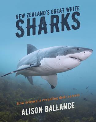 New Zealand's Great White Sharks (Hardback)