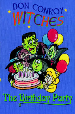 The Witches' Birthday Party - Witches' S. (Paperback)