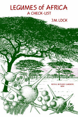 Legumes of Africa: A Checklist (Paperback)