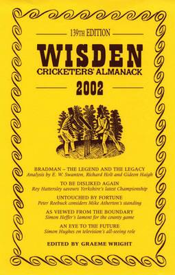 Wisden Cricketers' Almanack 2002 2002 (Paperback)