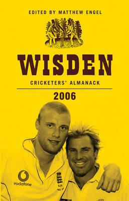 Wisden Cricketers' Almanack 2006 2006 (Paperback)
