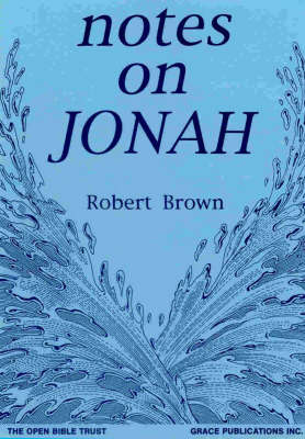 Notes on Jonah (Paperback)