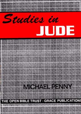 Studies in Jude (Paperback)