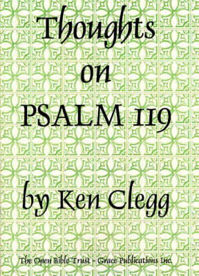 Thoughts on Psalm 119 (Paperback)