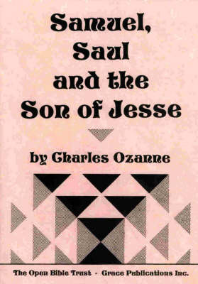 Samuel, Saul and the Son of Jesse (Paperback)