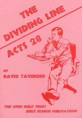 The Dividing Line: Acts 28 (Paperback)