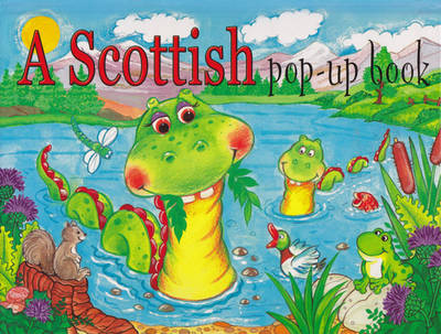 Scottish Pop-up (Hardback)