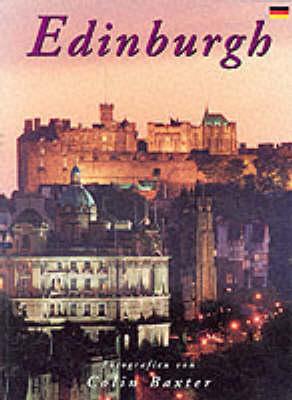 Edinburgh: Photographs by Colin Baxter - Baxter Guides (Paperback)