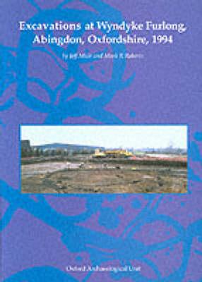 Excavations at Wyndyke Furlong, Abingdon, Oxfordshire - Thames Valley Landscapes Monograph no. 12 (Paperback)