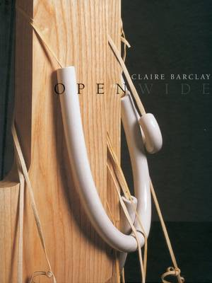 Claire Barclay: Open Wide (Hardback)