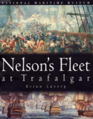 Nelson's Fleet at Trafalgar (Paperback)