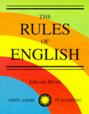 The Rules of English - Help Yourself to English S. (Paperback)